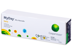 MyDay daily disposable toric (30 linser)