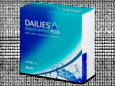 Dailies AquaComfort Plus (180linser)