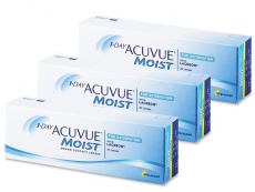 1 Day Acuvue Moist for Astigmatism (90 linser)
