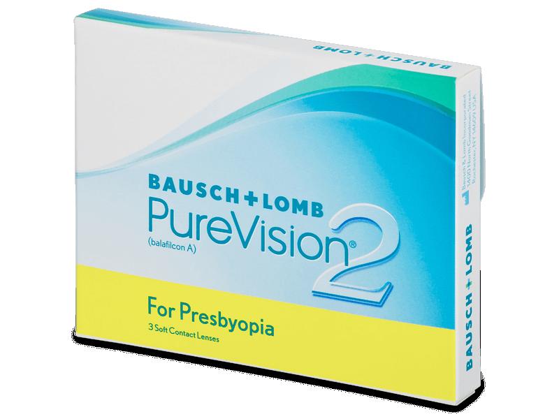 PureVision 2 for Presbyopia (3linser)