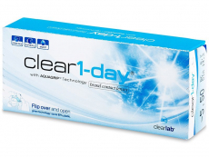 Clear 1-Day (30linser)