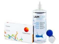 Proclear Sphere (6linser) +Laim-CareLinsevæske 400ml