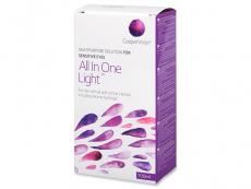 All In One Light Linsevæske 100 ml