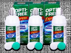 OPTI-FREE Express Linsevæske 3x355ml