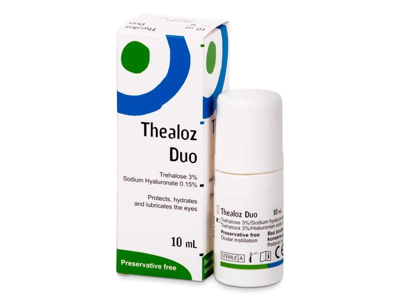 Thealoz Duo Øjendråber 10 ml