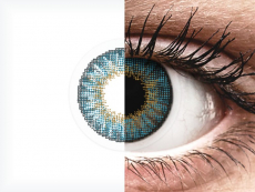 Air Optix Colors - Blue - uden styrke (2linser)