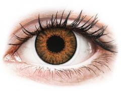 Air Optix Colors - Honey - med styrke (2linser)