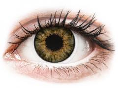 Air Optix Colors - Pure Hazel - uden styrke (2linser)