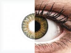 Air Optix Colors - Pure Hazel - med styrke (2linser)