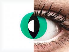 ColourVUE Crazy Lens - Anaconda - uden styrke (2 linser)