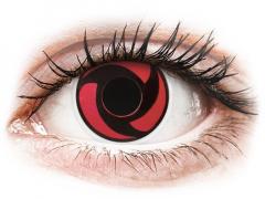 ColourVUE Crazy Lens - Mangekyu - uden styrke (2 linser)