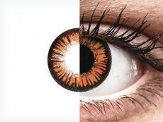 ColourVUE Crazy Lens - Twilight - uden styrke (2 linser)