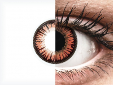 ColourVUE Crazy Lens - Vampire - uden styrke (2 linser)