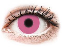 ColourVUE Crazy Glow Pink - uden styrke (2linser)