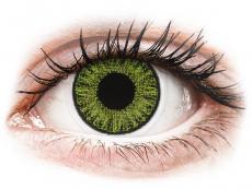 TopVue Color daily - Fresh green - med styrke (10linser)