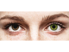 TopVue Color daily - Fresh Green - uden styrke (10linser)