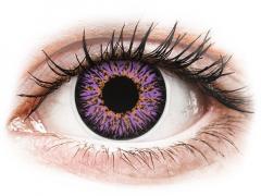 ColourVUE Glamour Violet - uden styrke (2linser)