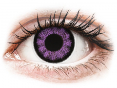 ColourVUE BigEyes Ultra Violet - uden styrke (2linser)