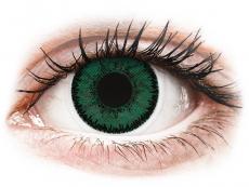 SofLens Natural Colors Amazon - med styrke (2 linser)