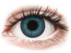 Air Optix Colors - Brilliant Blue - med styrke (2linser)