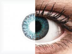 Air Optix Colors - Brilliant Blue - uden styrke (2linser)