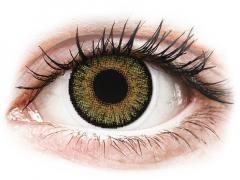 FreshLook One Day Color Pure Hazel - med styrke (10 linser)