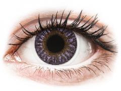 TopVue Color - Violet - uden styrke (2 linser)