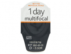Proclear 1 Day multifocal (30linser)