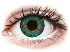 Air Optix Colors - Turquoise - med styrke (2linser)