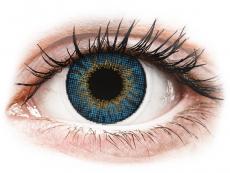 Air Optix Colors - True Sapphire - med styrke (2linser)