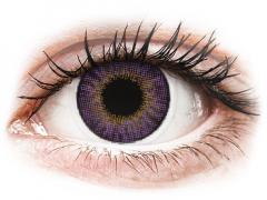 Air Optix Colors - Amethyst - med styrke (2linser)