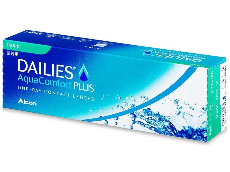 Dailies AquaComfort Plus Toric (30 linser)