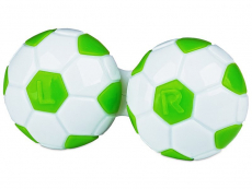 "Etui ""Fodbold"" - grøn"