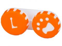 "Etui ""Pote"" - orange"