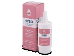 HYLO-DUAL Øjendråber 10 ml