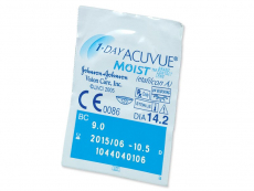 1 Day Acuvue Moist (180linser)