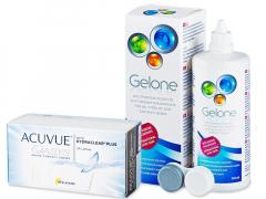 Acuvue Oasys (24 linser) + Gelone Linsevæske 360 ml