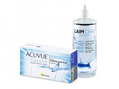 Acuvue Oasys for Astigmatism (12 linser) + Laim-Care Linsevæske 400 ml