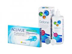 Acuvue Oasys for Presbyopia (6 linser) + Gelone Linsevæske 360 ml