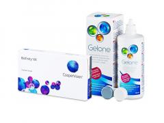 Biofinity XR (3 linser) + Gelone Linsevæske 360 ml