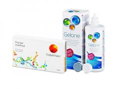 Proclear Multifocal (6 linser) + Gelone Linsevæske 360 ml