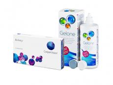 Biofinity (3 linser) + Gelone Linsevæske 360 ml