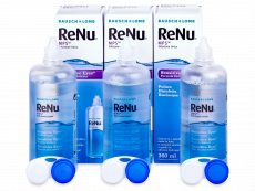 ReNu MPS Sensitive Eyes solution 3 x 360 ml