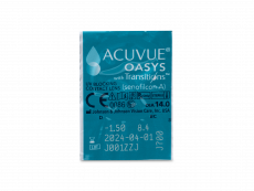 Acuvue Oasys with Transitions (6 linser)