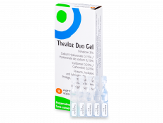 Øjendråber Thealoz Duo Gel 30x 0,4g