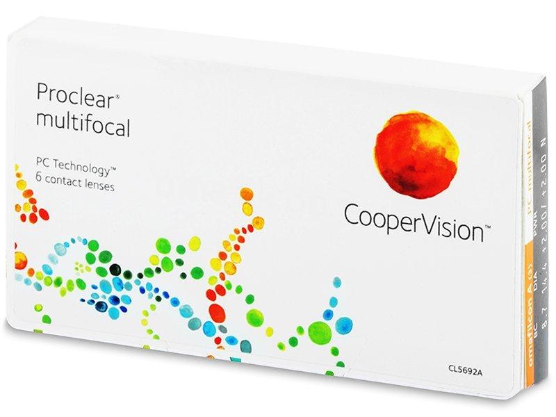 Proclear Multifocal XR (6 linser)