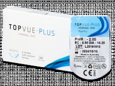 TopVue Monthly Plus (1 linse)
