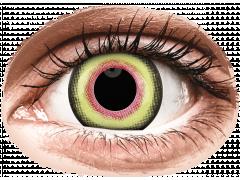 ColourVUE Crazy Lens - Mad Hatter - endagslinser uden styrke (2linser)