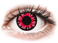 ColourVUE Crazy Lens - Volturi - endagslinser uden styrke (2linser)