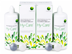 Hy-Care linsevæske 2x 360 ml